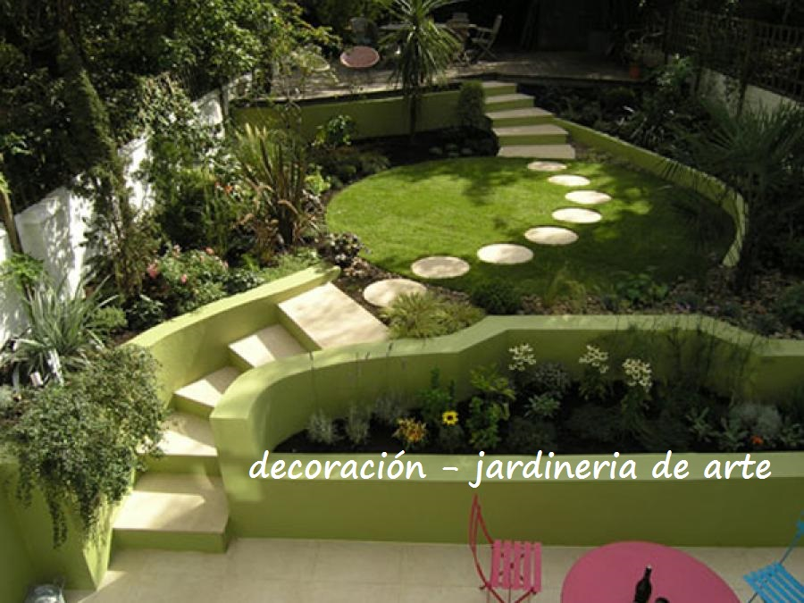 Proyectos idea jardines mantenimiento y control de plagas for Diseno de jardines pequenos gratis