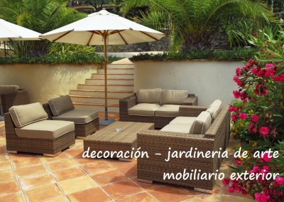 Proyectos idea jardines mantenimiento y control de plagas for Decoracion jardines exteriores