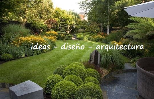 Proyectos idea jardines mantenimiento y control de plagas for Ideas paisajismo jardines