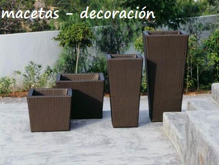Productos decoraci n idea jardines mantenimiento y - Articulos decoracion jardin ...