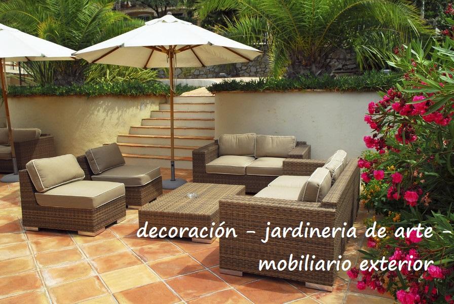 Proyectos idea jardines mantenimiento y control de plagas - Decoracion jardines exteriores ...